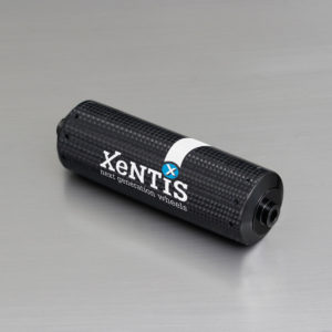 Xentis-Silver-Line-Carbon-Front-Hub